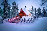 Rovaniemi, Finnisch-Lappland