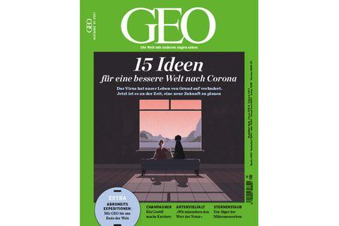 GEO - 15 Ideen für nach Corona