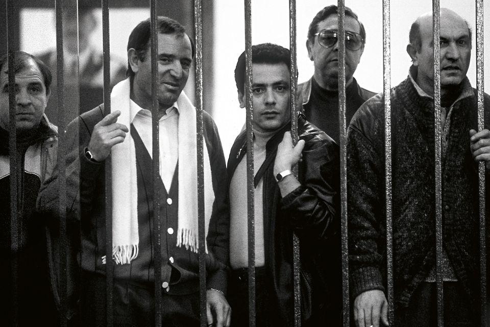 Grösster Mafiaprozess der Geschichte