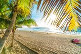Boucan Canot Beach auf der Insel La Reunion