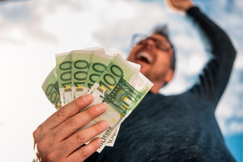 Geldglück