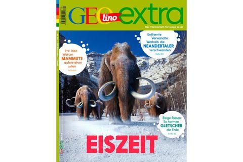 GEOlino Extra Nr. 86: Eiszeit