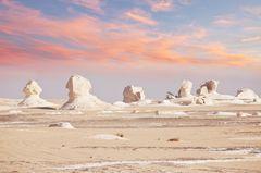 Weiße Wüste, Ägypten