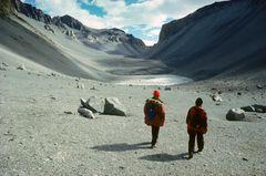 Kältewüste, Antarktis