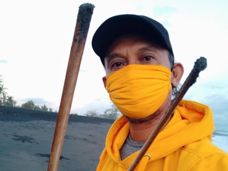 Wayan Aksara, Presiden Trash Hero Indonesia