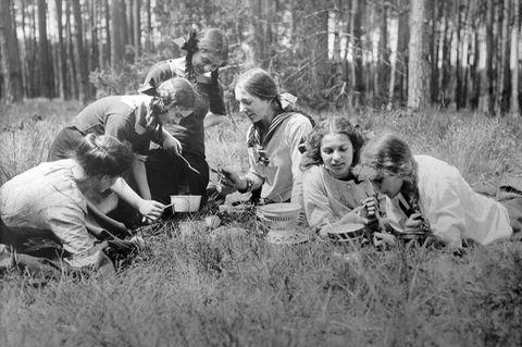 Wandervögel 1913