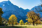 Ahornboden im Karwendelgebirge, Österreich