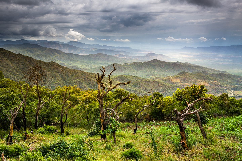 Great Rift Valley, Äthiopien
