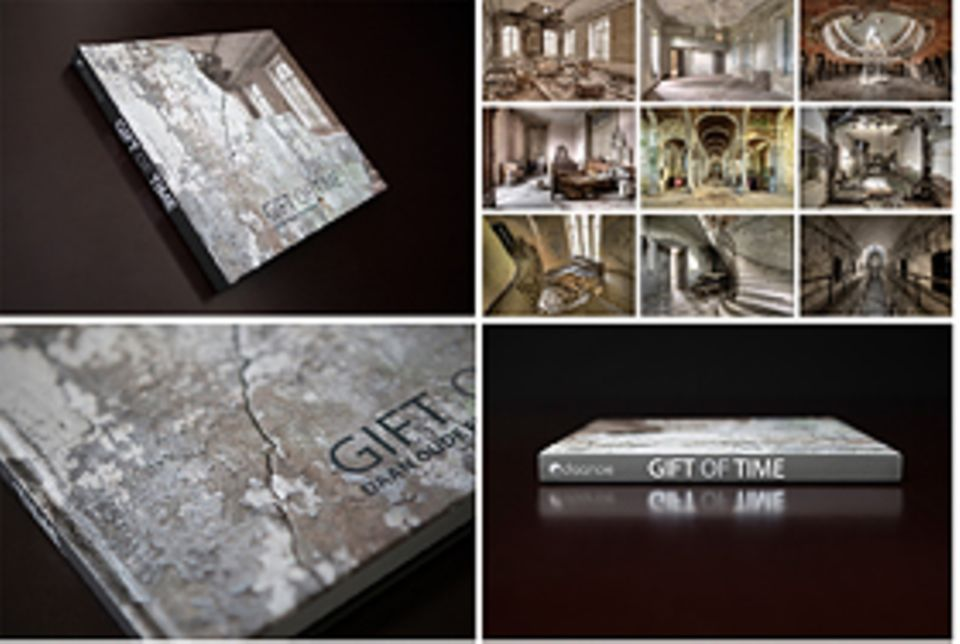 Gift of time: Hardcover 30x24 cm 176 Seiten ISBN 978-90-822631-0-7 €39,95 (Vat included)
