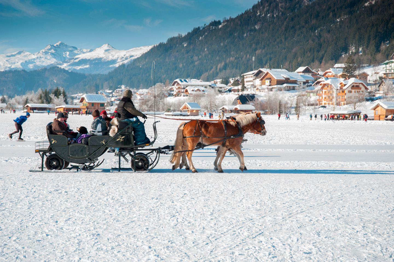 Weissensee, Österreich