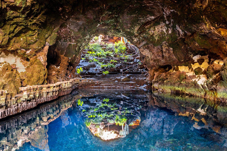 Cave Jameos del Agua