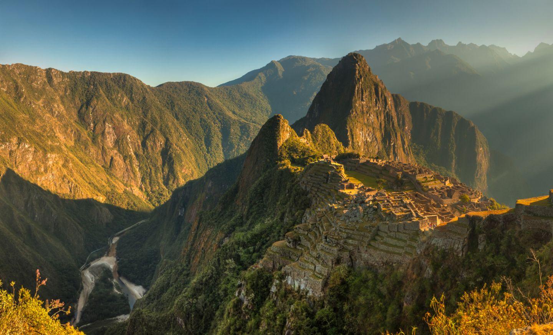 Urubamba-Tal, Peru