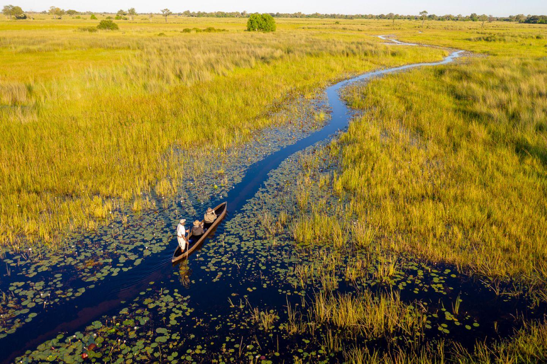 Okavango-Delta, Botswana