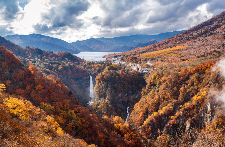 Nikko Nationalpark, Japan
