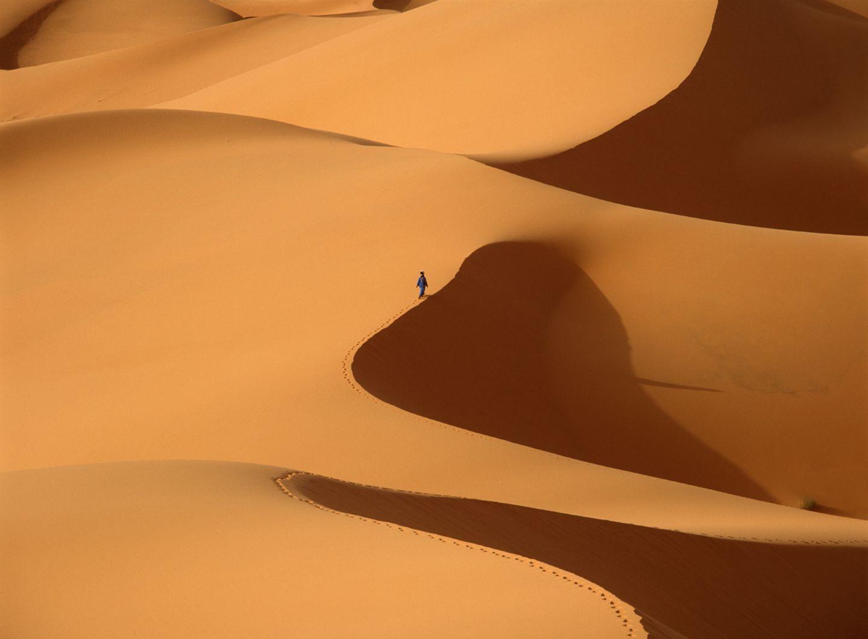 Sahara, Nordafrika