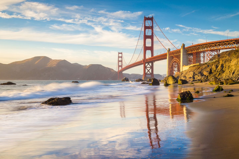San Francisco Bay, USA