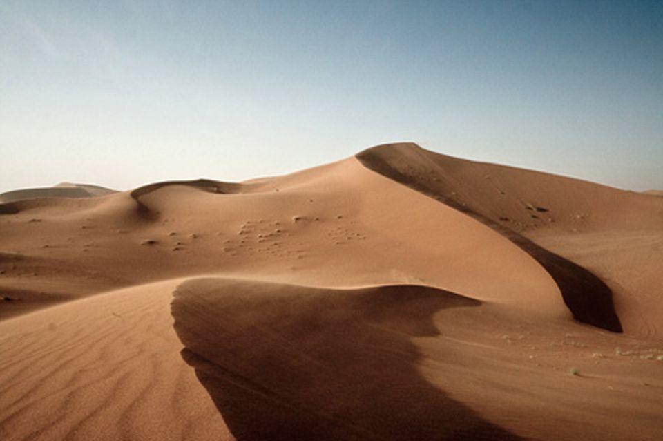 Schiebepuzzle: Nr. 93: Sahara