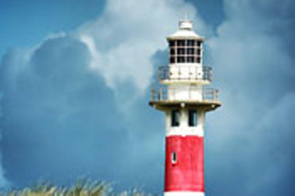 Schiebepuzzle: Nr. 70: Leuchtturm