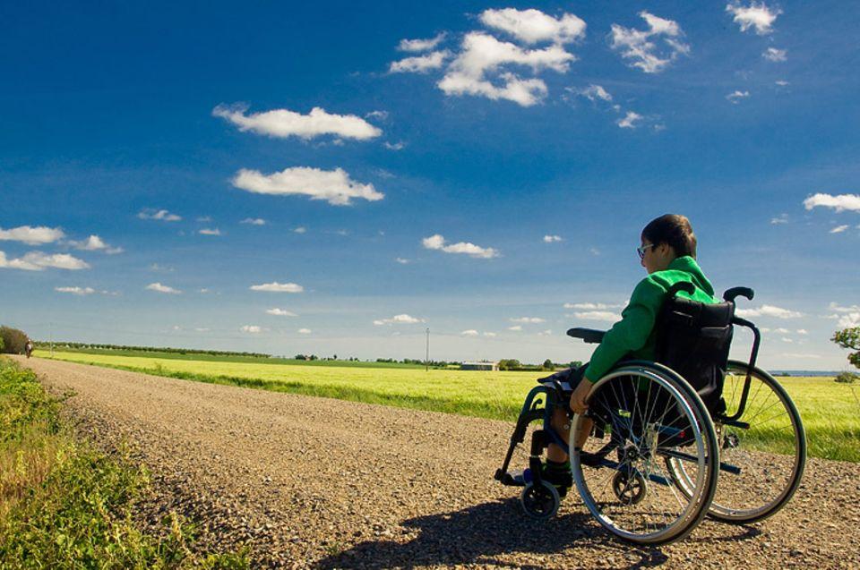Schreibwettbewerb: Schreibwettbewerb: Behinderung