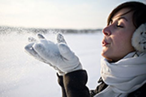 Schreibwettbewerb: Schreibwettbewerb: Schnee
