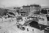 Berlin, Hallesches Tor um 1920