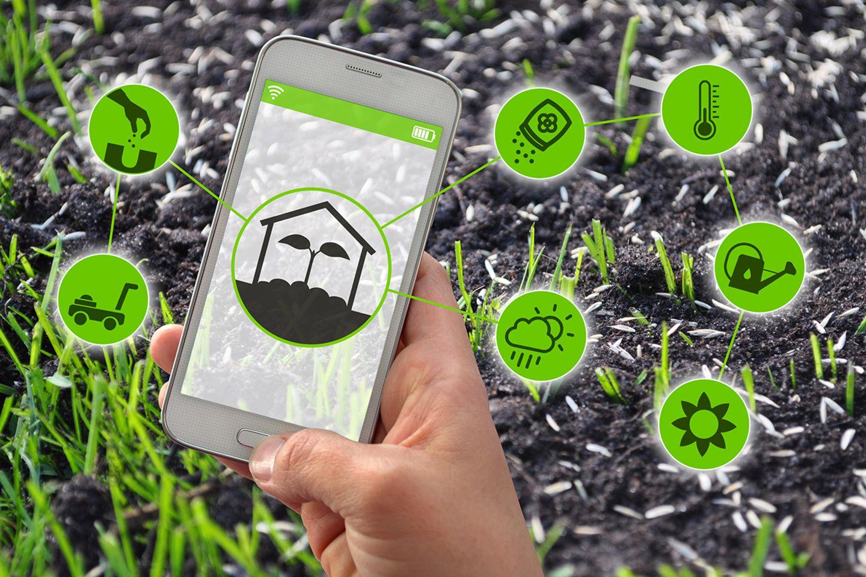 Garten Apps 20 praktische Gartenhelfer   [GEO]