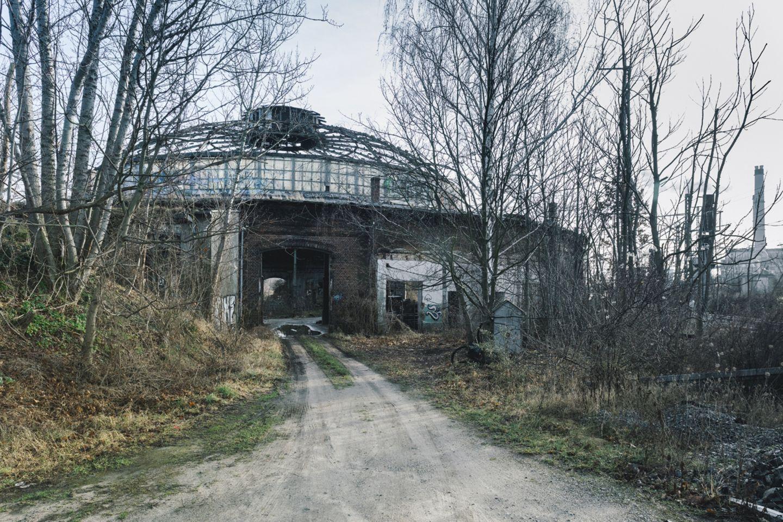 Rundlokschuppen in Rummelsberg