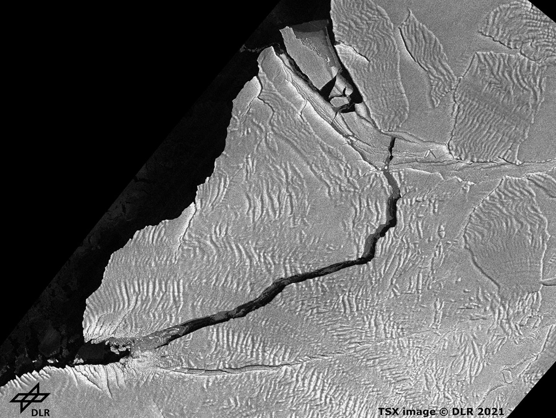 Eisberg A74