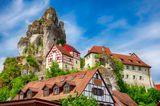 Tüchersfeld, Fränkische Schweiz
