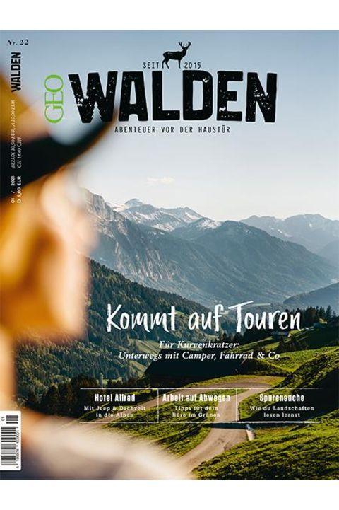 WALDEN - Kommt auf Touren