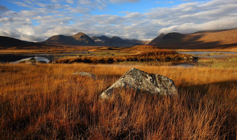 Rannoch Moor, Schottland