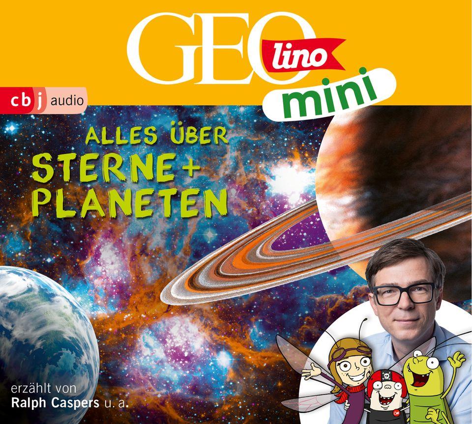Hörspieltipp: GEOlino Mini Hörspiele Band 3+4