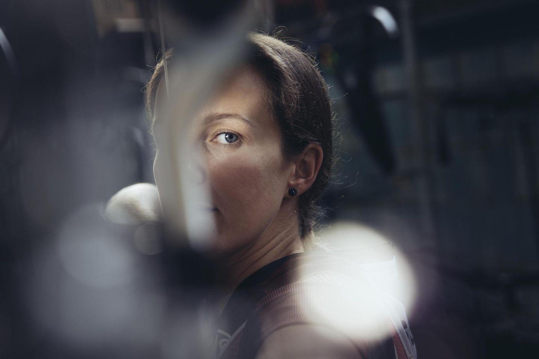 Bogenschützin Elena Richter