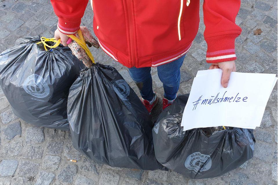 Fotowettbewerb: Macht mit bei der Aktion Müllschmelze!