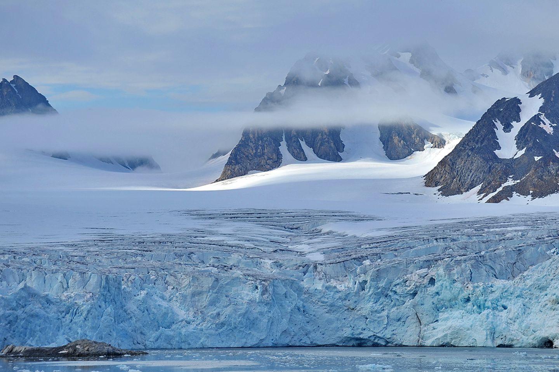 Der grönländische Eisschild ist nicht so alt wie gedacht