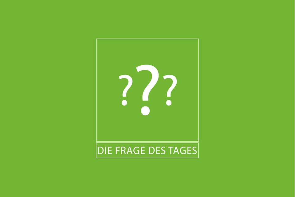 Frage des Tages 14.4.2021: Pro Stunde verbrauchen die Deutschen ...