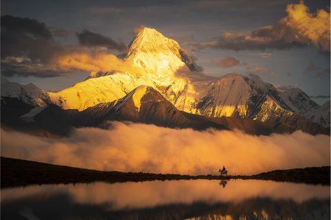 Jinjing  Lyu, China, Shortlist, Open, Landscape, 2021 Sony World Photography Awards