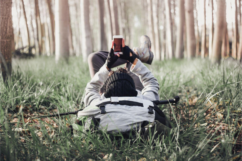Bäume, Vögel & Co. : Auch wenn es erstmal komisch klingt: Das Smartphone kann dabei helfen, die Natur besser kennen zu lernen - wenn man es richtig verwendet