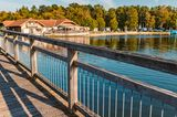 Brücke am Waginger See