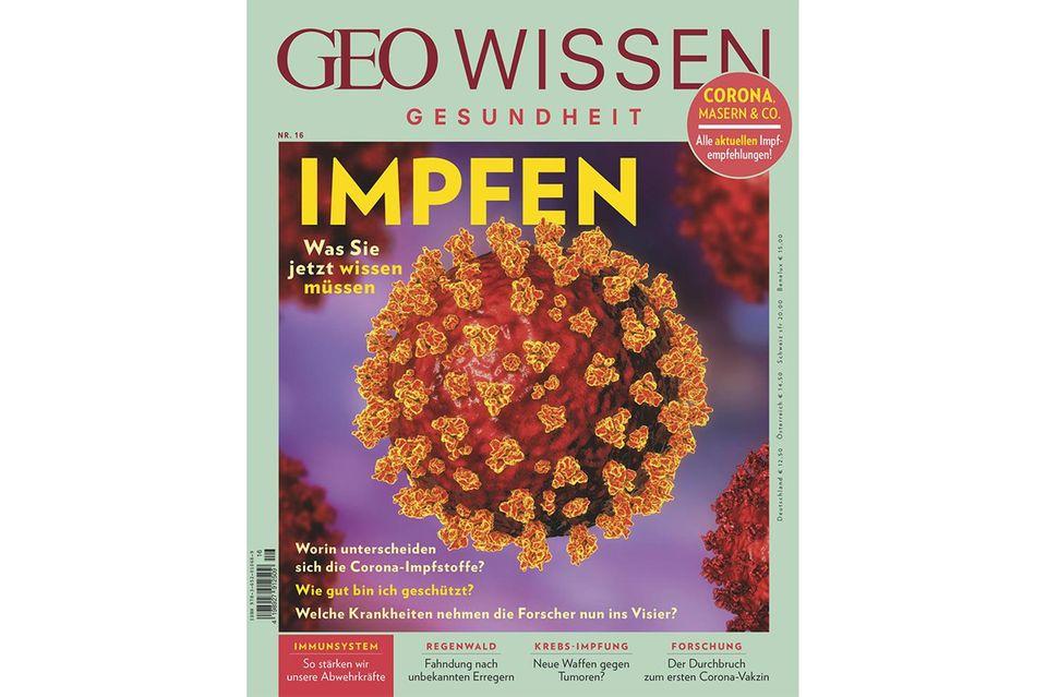 GEO Wissen Gesundheit Nr. 16 - Impfen