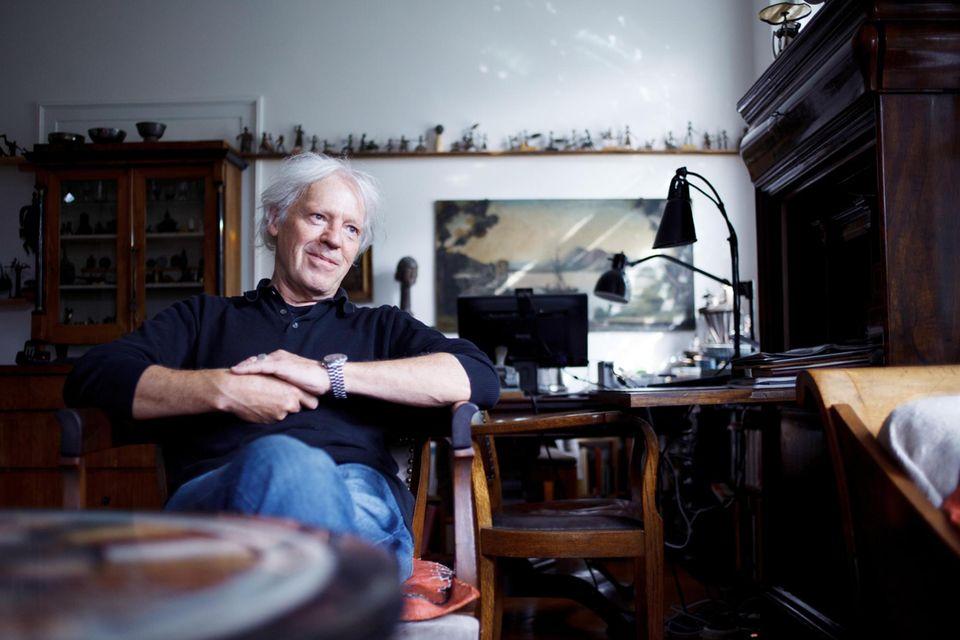 Wolfgang Schmidbauer, deutscher Psychoanalytiker