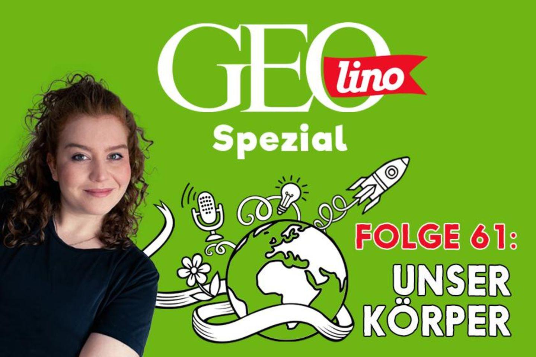 GEOlino Podcast Folge 61: Unser Körper