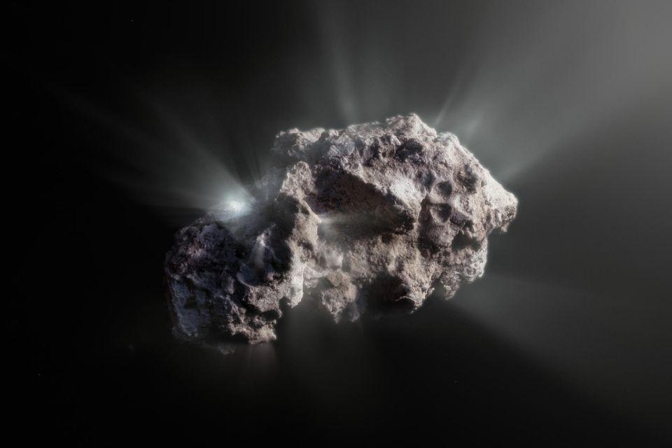 Komet Borisov