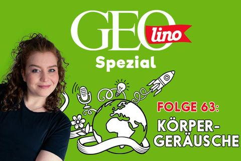 GEOlino Podcast Folge 63: Körpergeräusche