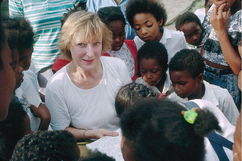 Berichten - und handeln: Uta Henschel ist Mitbegründerin des Vereins