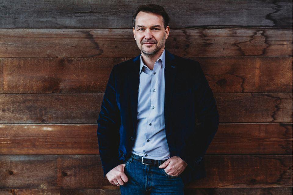 Jens Schröder: Chefredakteur von GEO