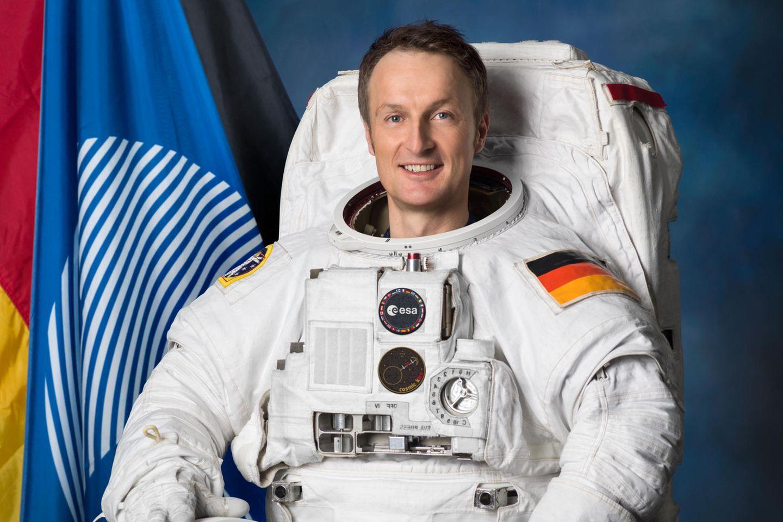 Der deutsche Astronaut Matthias Maurer soll im Herbst 2021 zum ersten Mal ins All fliegen.