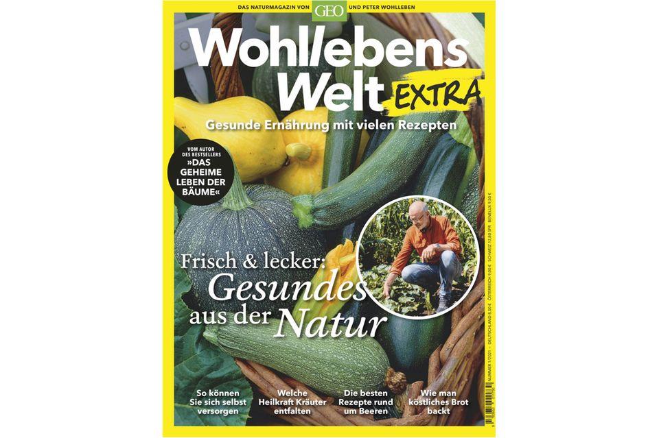 Gemüsegarten: Peter Wohlleben erklärt: Wie Familien zu Selbstversorgern werden