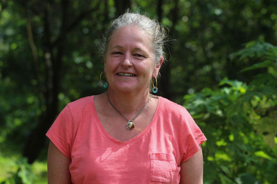 Julie Williams engagiert sich für die Witwen getöteter Ranger