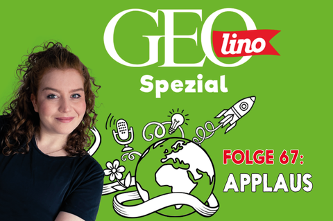 In Folge 67 unseres GEOlino-Podcasts geht es um Applaus.